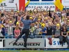 Loting districtsbeker: flinke klussen voor SV Urk, SC Genemuiden en CSV Apeldoorn