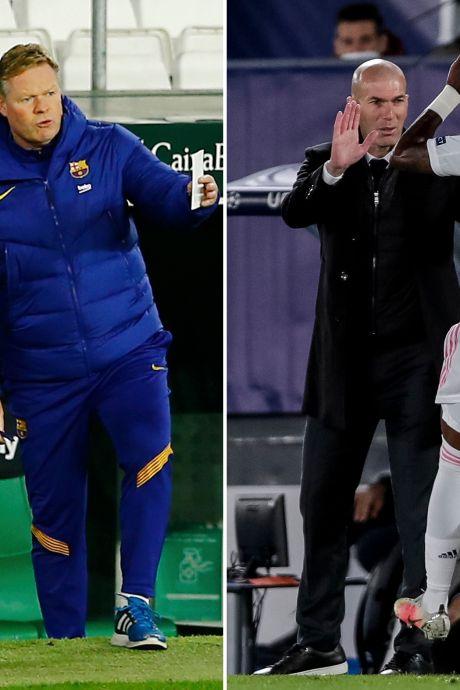 Vele Spanjaarden weten: de winnaar van El Clásico wordt kampioen