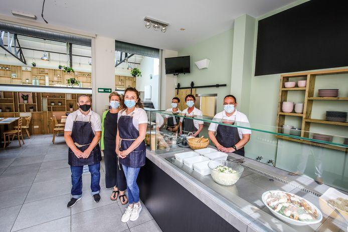 Lunchbar foodshop Het Paradijs in Brugge bestaat 20 jaar.