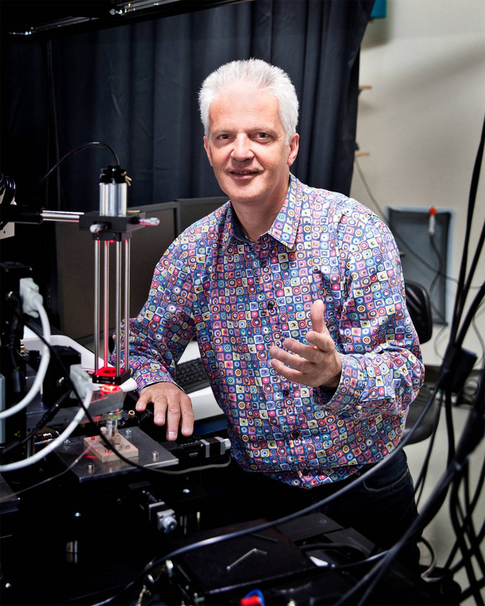 Cees Dekker Genoemd Als Winnaar Nobelprijs Delft Ad Nl