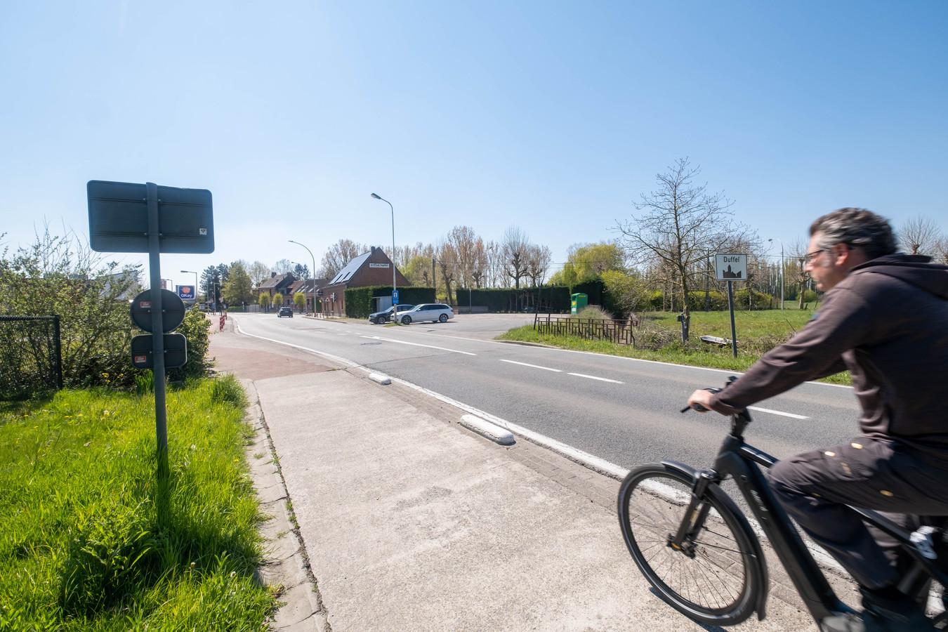 De inwoners van Duffel zijn tevreden over de fietspaden in de gemeente.