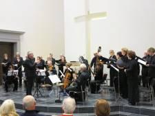 Bach Collegium 's-Hertogenbosch  sluit Bach op Zaterdag af in Grote Kerk
