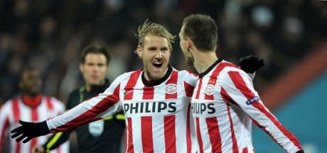 Overzicht: PSV hoopt na negen jaar weer op plek bij de laatste zestien van de Europa League