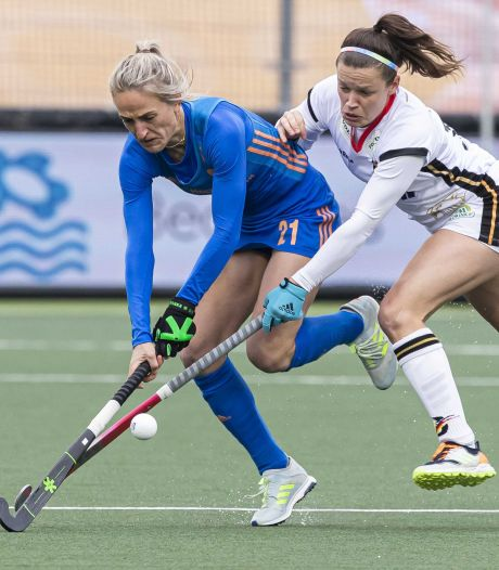 Hockeysters winnen in Pro League opnieuw van Duitsland, mannen verliezen wederom