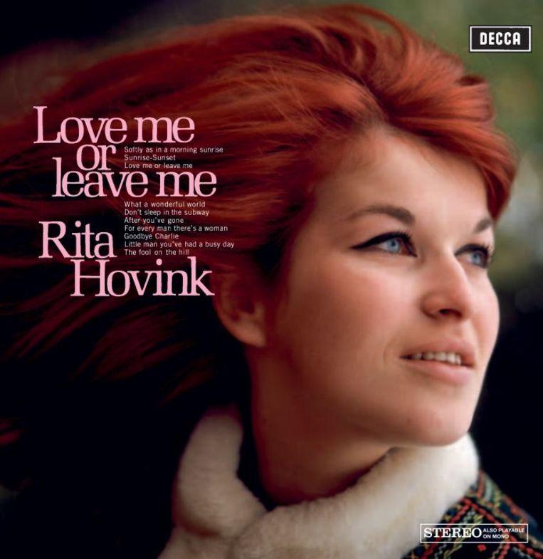 Album cover van Love Me or Leave Me. Beeld null