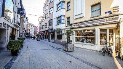"""Bistro Belle de Jour en gastrobar Frenchette kleuren de eens zo groezelige Madridstraat verder in: """"Mooiste straat van Oostende"""""""
