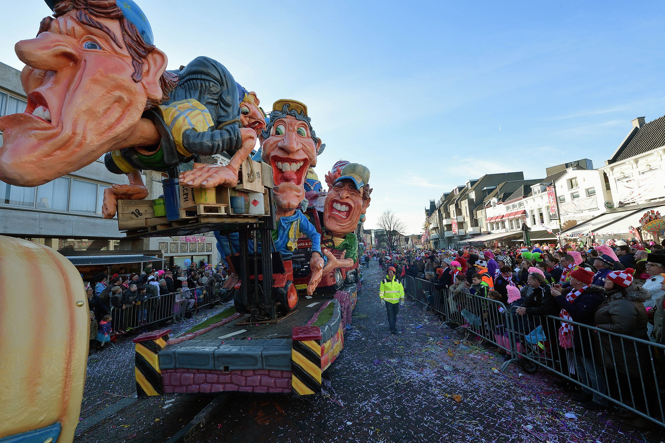 De optocht van Roosendaal is volgens de stichting een al een pareltje, maar de stoet zou nóg beter kunnen.