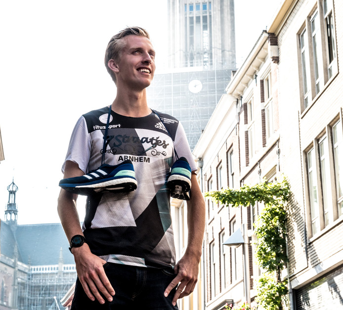 Frank Futselaar is Nederlands snelste hardloper op de 10 kilometer.