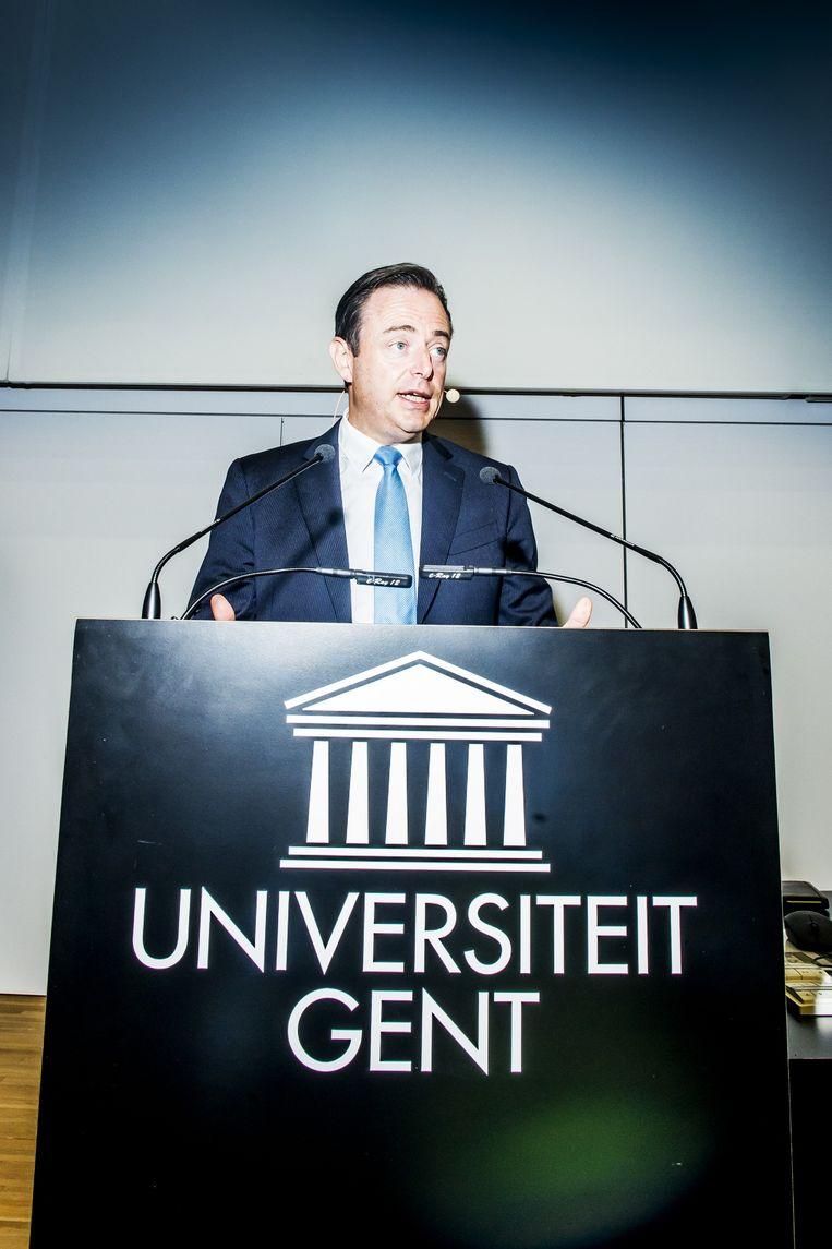 Bart De Wever. Beeld stefaan temmerman