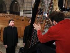 Weefsel van oude zang en nieuwe dans in Belevingskerk Asten-Heusden