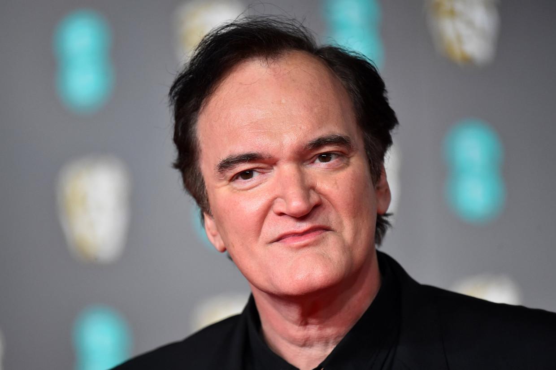 Quentin Tarantino Beeld Photo News