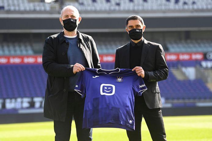 CEO Jos Donvile en Johan Walem