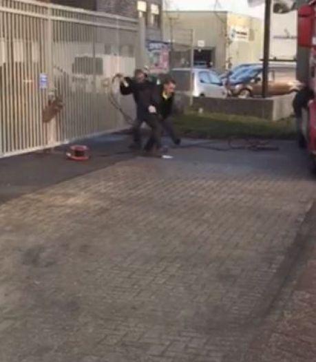 Justitie eist celstraf tegen afvalverwerker Albert T. uit Rouveen om 'poging doodslag' met snijbrander