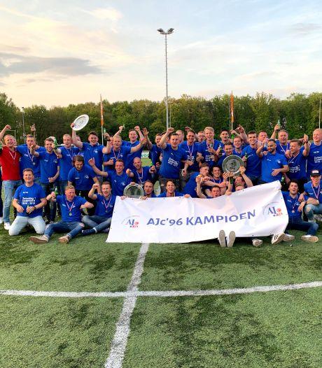 Terug naar de tijd van de kampioensfeesten in het amateurvoetbal (deel 2)