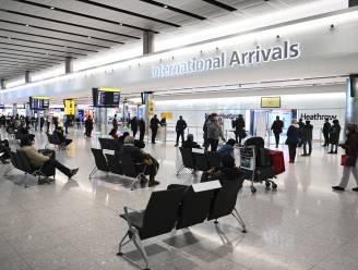 Groot-Brittannië vraagt binnenkort drie coronatests van reizigers