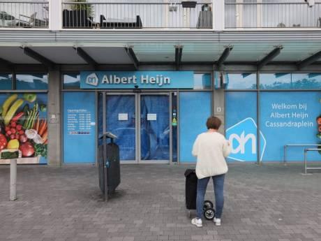 Muizenplaag in Albert Heijn in Eindhoven, supermarkt dicht: 'Alle aangevreten producten worden weggegooid'