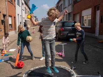 Wil jij je kids veilig op straat laten spelen? Tot 24 mei kan je een aanvraag indienen tot speelstraat