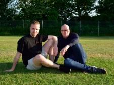 Doelman Maico en oud-wethouder Michel du Chatinier storten zich in nieuw voetbalavontuur