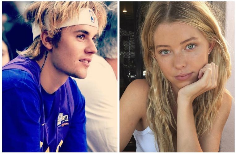 Justin Bieber heeft alweer een nieuwe vriendin.