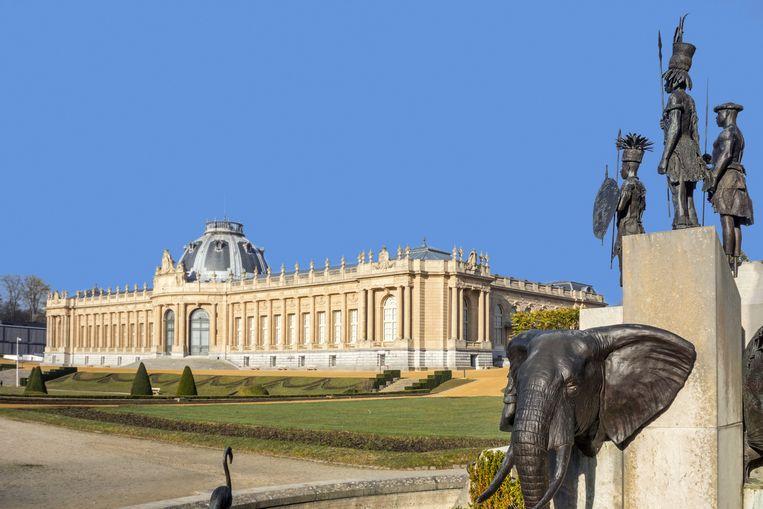 Koninklijk Museum voor Midden-Afrika in Tervuren, België. Beeld Arterra/Universal Images Group v