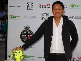 """Ravy Truchot, de nieuwe voorzitter van FC Mandel United : """"Zo snel mogelijk stap naar profvoetbal zetten"""""""