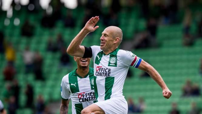 Een terugkeer uit liefde voor het voetbal: alle ogen zijn vandaag gericht op 'comeback kid' Arjen Robben