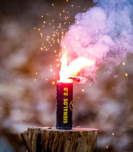 Ambacht is vuurwerk nu al 'meer dan zat': 10 boetes en 80 nitraten in beslag genomen