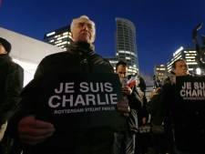 'Je Suis Charlie' klinkt in vele Nederlandse gemeenten