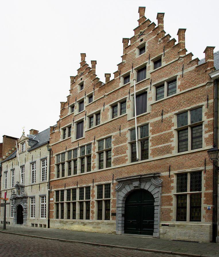 Frans Snijders woonde naast de burgemeesterswoning van Nicolas Rockox in Antwerpen.  Beeld RV