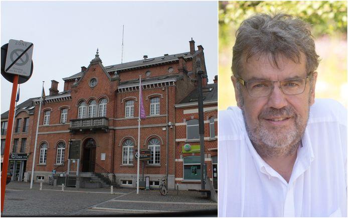 Erik O is alles behalve tevreden met de reactie van burgemeester De Knop op het voorval.