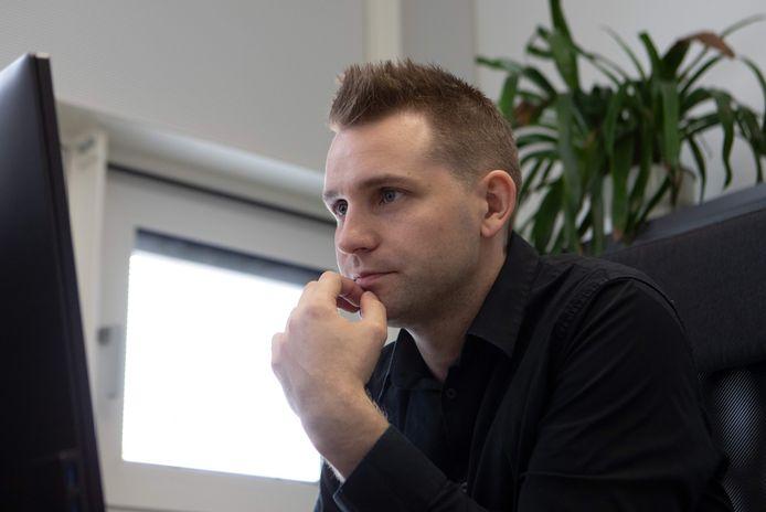 Privacy-activist Max Schrems.