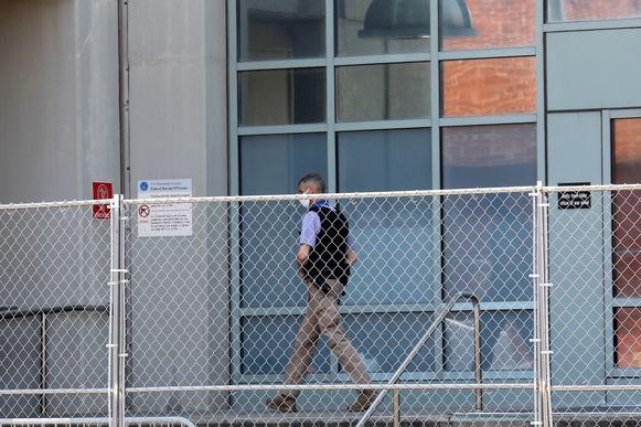 De vermeende handlanger van Epstein zit in een gevangenis in New York.