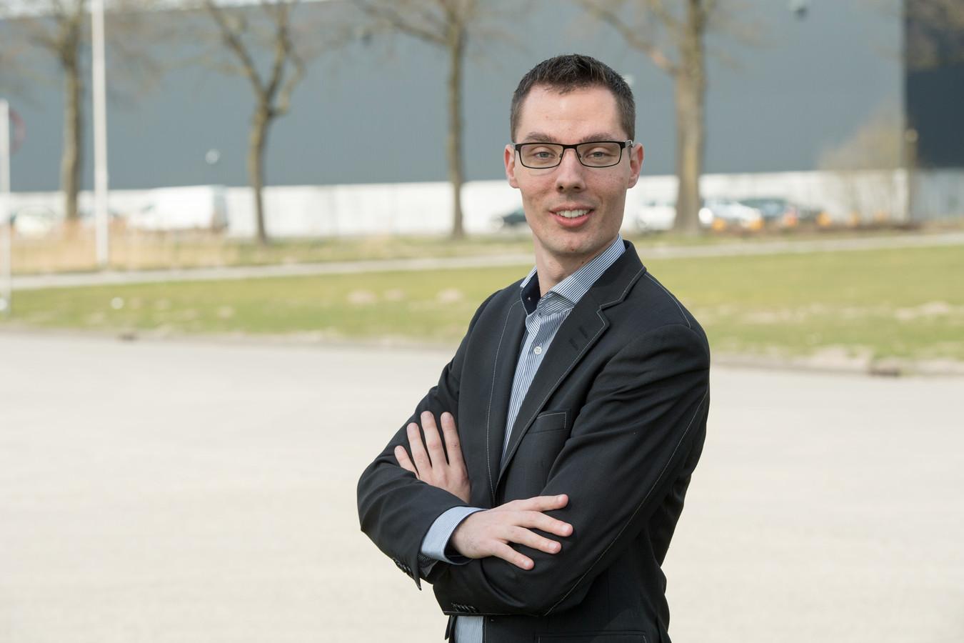 Niels Aussems is een petitie gestart voor een eerlijker verdeelsysteem van sociale huurwoningen.