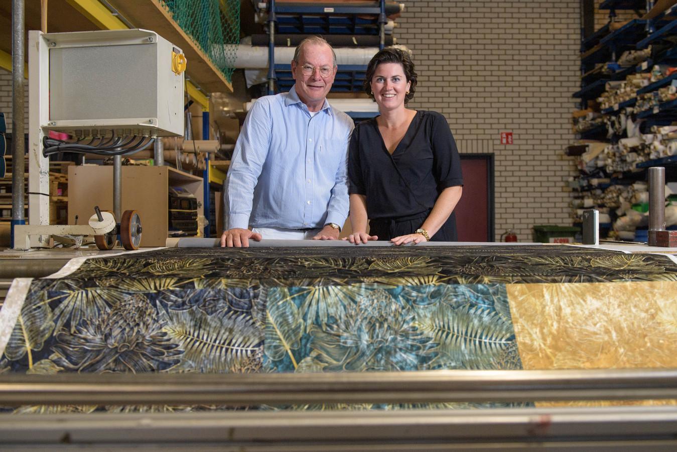 Luuk Goede en zijn dochter Ruth Raijmakers–Goede: 'Terug op niveau van voor corona.'