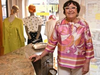 """Francine (66) stopt na 42 jaar met haar Sandra Boetiek: """"Wil al mijn klanten bedanken"""""""
