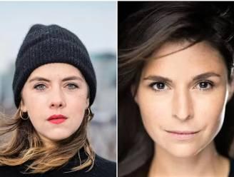 'Kortrijkse' actrices Leen Dendievel en Lien Van de Kelder roepen op om Rode Kruis stickers te kopen