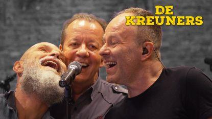 """Comeback De Kreuners, aflevering 1: """"We spelen nijdig en scherp, het is precies 1979"""""""