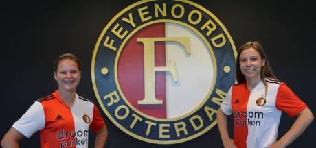 Oosteindse maakt fraaie transfer naar Feyenoord Vrouwen