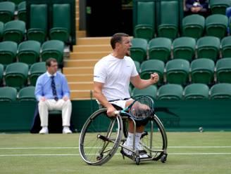 Nog een Belgische titel op Wimbledon! Joachim Gerard wint finale in rolstoeltennis