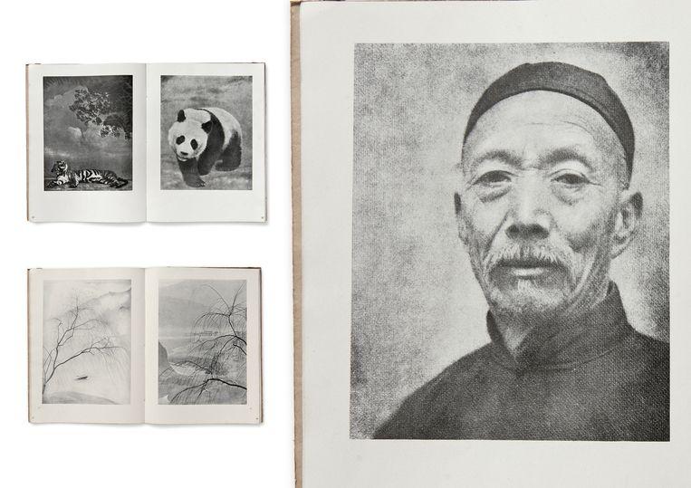 Want voordat China in een communistische dictatuur werd geslingerd, was er in de jaren twintig een culturele voorhoede gegroeid: Chinese fotografen die het medium artistiek ontdekten. Hun boeken zijn vaak poëtisch en opvallend a-politiek, het beste voorbeeld hiervan is 'Symfonie in zwart en wit' van fotograaf Lang Jingshan. Nieuw voor Lundgen, Parr en Groot Wassink was de grote hoeveelheid fotoboeken die in de jaren dertig door de Japanners waren gedrukt, om daarmee na een bloedige oorlog hun net opgerichte staat Mantsjoerije in Noord-China te kunnen promoten. Beeld .