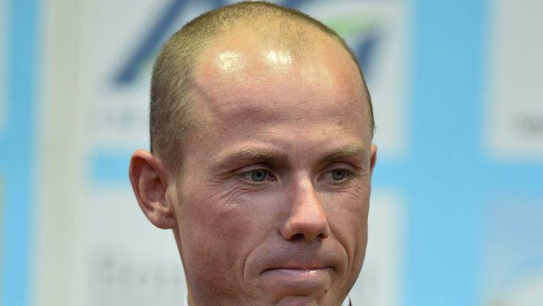Sven Nys pakte zijn negende titel. Beeld PHOTO_NEWS