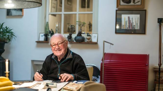 Middelburgse dichter Joop Buma (89) overleden