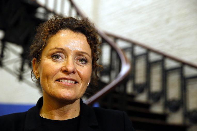 Lydia Peeters. Beeld BELGA