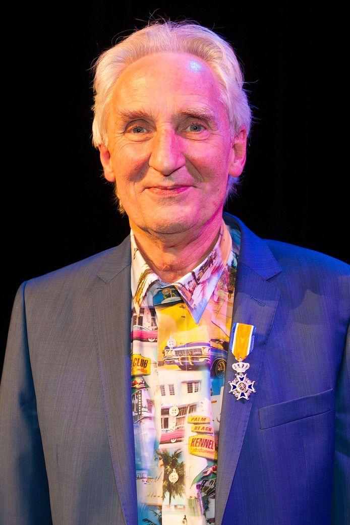 Arie den Braber kreeg in 2015 een lintje. Hij overleed in juni 2020.
