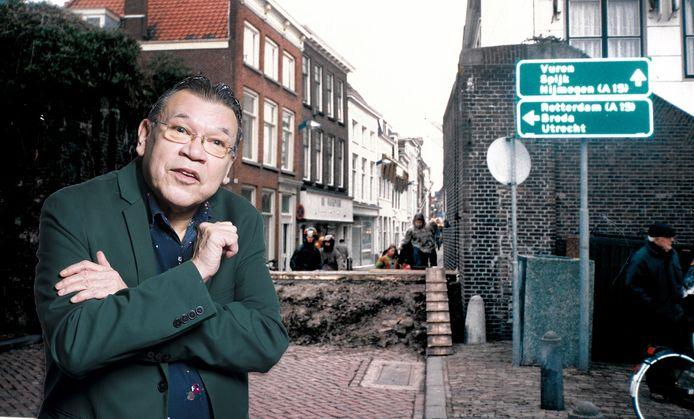 Roy Grünewald over het hoogwater in Gorinchem in 1995.