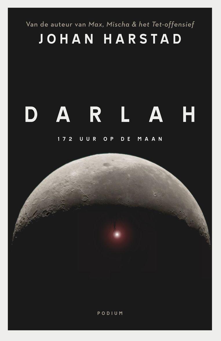 Darlah – 172 uur op de maan. Ontwerp Johan Harstad, 2011. Beeld Podium