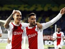 Ajax loopt uit naar doelsaldo van 27-1 na simpele avond in Sittard