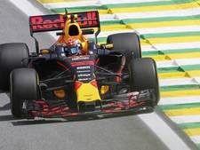 Verstappen moet genoegen nemen met vijfde plaats in Brazilië, Vettel wint