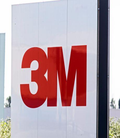 3M fait appel à la décision de renforcer les normes de rejet de substances chimiques