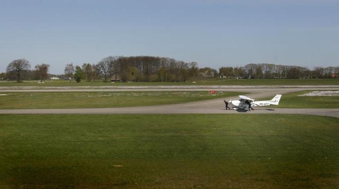 Vliegveld Teuge. foto Cees Baars